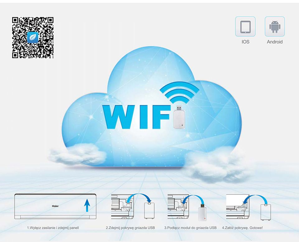 klimatyzatory-haier-wifi